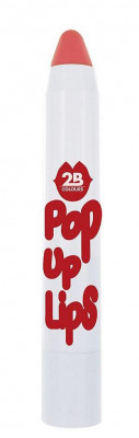 Afbeelding van 2B Pop Up Lips Lippenbalsem 02 Delicious Grapefruit