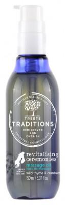 Afbeelding van Treets Revitalising Ceremonies Massage Oil (150ml)