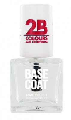 Afbeelding van 2B Nagellak Mega Colours 602 Base Coat