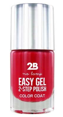 Afbeelding van 2B Nagellak Easy Gel 2 Step Polish 504 Berry Fuchsia