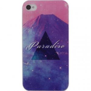 Afbeelding van Xccess Cover Apple iPhone 4/4S Paradise