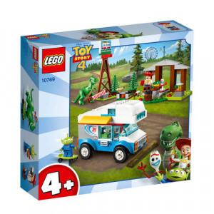 Afbeelding van 10769 LEGO® Juniors Toy Story Campervakantie