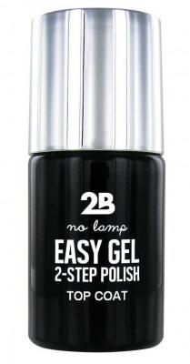 Afbeelding van 2B Nagellak Easy Gel 2 Step Polish 500 Top Coat