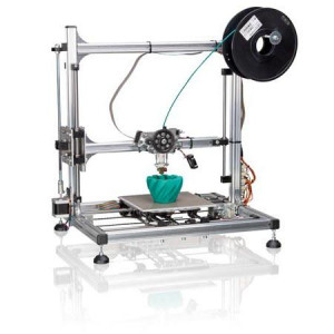Afbeelding van 3d printer Perel zelfbouwpakket kopen
