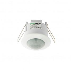 Afbeelding van Groenovatie LED PIR Bewegingsmelder/Sensor Inbouw Plafond .
