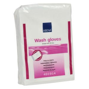 Afbeelding van Abena Wash Gloves PE binnenkant