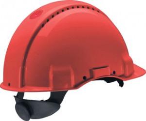 Afbeelding van 3M Peltor G3000NUV Veiligheidshelm Rood Veiligheidshelmen ABS