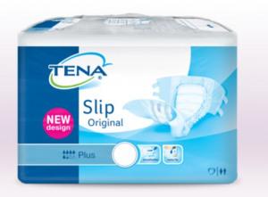 Afbeelding van Tena Slip Original Plus Small (plastic buitenkant)