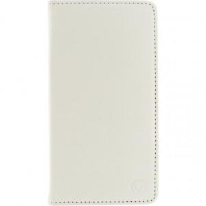 Afbeelding van Mobilize Slim Wallet Book Case Samsung Galaxy Alpha White