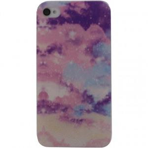 Afbeelding van Xccess Cover Apple iPhone 4/4S Pink Sky