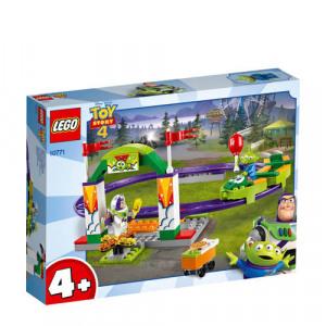 Afbeelding van 10771 LEGO® Juniors 4+ Toy Story Kermis Achtbaan