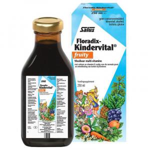 Afbeelding van Salus Floradix Kindervital Fruity (250ml)