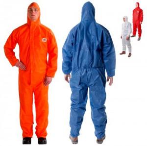 Afbeelding van 3M 4515 Beschermende overall Oranje XL
