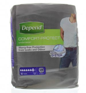 Afbeelding van Depend Pants For Men Normal Small / Medium