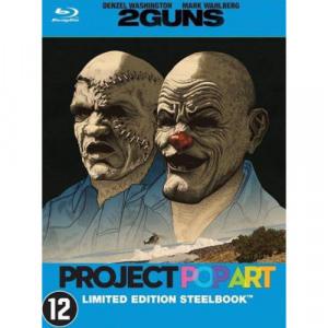 Afbeelding van 2 guns (Blu ray)