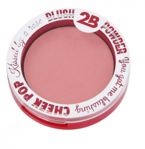 Afbeelding van 2B Cheek Pop Blush Powder 01