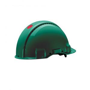 Afbeelding van 3M Peltor G3000NUV Veiligheidshelm Groen Veiligheidshelmen ABS