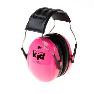 Afbeelding van 3M Peltor H510AK 442 RE Kid Gehoorbeschermer met hoofdbeugel roze