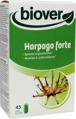 Afbeelding van Biover Harpago forte spier & gewricht 45tab
