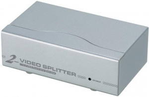 Afbeelding van 2 poorts VGA splitter