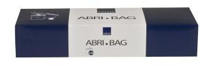 Afbeelding van Abena Abri Bag wegwerpzakje met zip sluiting (26x38cm) 10 st.