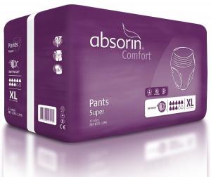 Afbeelding van Absorin Comfort Pants Super XL