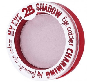 Afbeelding van 2b Oogschaduw my eyeshadow 02 pink 1 Stuk