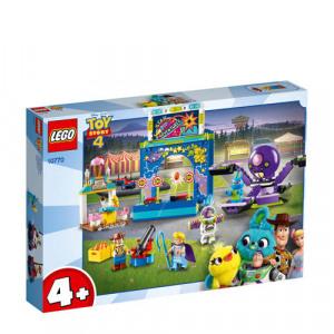 Afbeelding van 10770 LEGO® Juniors 4+ Toy Story Kermismania