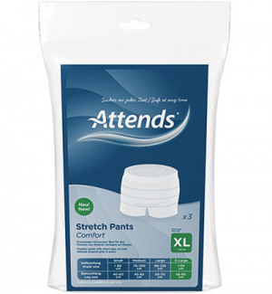 Afbeelding van Attends Stretch Pants Comfort Extra Large