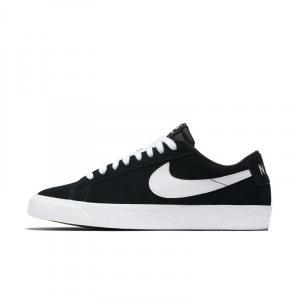 Image of Nike SB Blazer Zoom Low Men's Skateboarding Shoe Black
