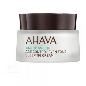 Afbeelding van Ahava Age Control Even Tone Sleeping Creme, 50 ml