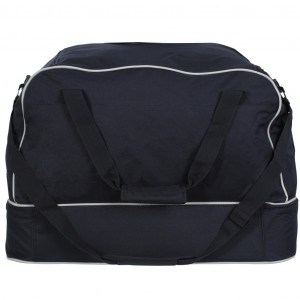 Image of Large Airosportswear Players Holdalls Navy/Silver