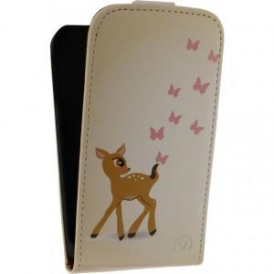 Afbeelding van Mobilize Ultra Slim Flip Case Huawei Ascend Y330 Deer