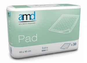 Afbeelding van AMD Bed Onderlegger Extra 60x40 cm
