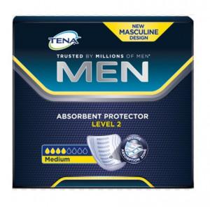 Afbeelding van Tena For Men Level 2 5 pakken van 20 stuks