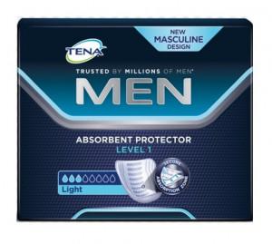 Afbeelding van Tena For Men Level 1 5 pakken van 24 stuks