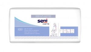 Afbeelding van Seni Care slabben met opvangzakje 100 stuks