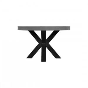 Afbeelding van Betonlook tafel rond Maumee