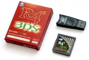 "Bild av ""R4i SDHC Revolution Flashkit till NDS/DSLite/DSi/XL/3DS"""