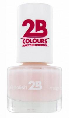 Afbeelding van 2B Nagellak Mega Colours Mini 03 Adorable Pink