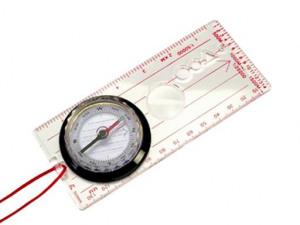 Afbeelding van Homeij Plaatkompas op Skin
