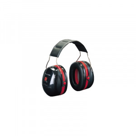 Imagen de 3M Peltor H540 Optime lll Protectores auditivos Negro/Rojo