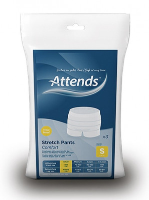 Afbeelding van Attends Stretch Pants Comfort Small
