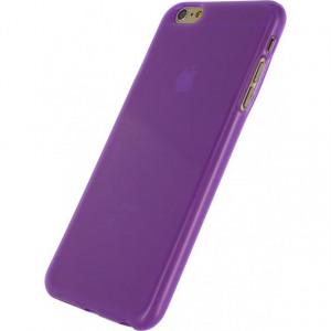 Afbeelding van Mobilize Gelly Case Apple iPhone 6 Plus/6S Plus Transparent Purple M
