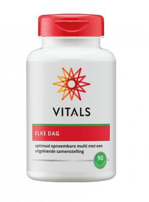 Afbeelding van Vitals Elke dag multivitamine 90 tabletten