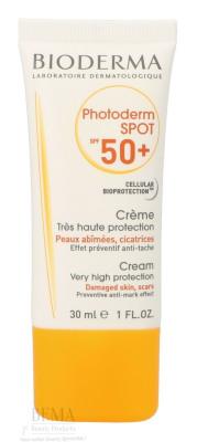Abbildung von Bioderma Photoderm Spot Spf50+ Damaged Skin, Scars 30 Ml Sonnenschutz