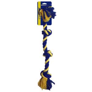 Obrázek Agradi 4 Knot Cotton Rope 63cm
