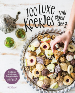 Afbeelding van 100 luxe koekjes van eigen deeg Elisabeth Scholten