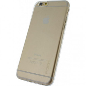 Afbeelding van Rock Ultrathin TPU Slim Jacket Apple iPhone 6/6S Transparent