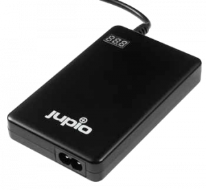 Afbeelding van Jupio Universele laptop lader 90 Watt met USB output